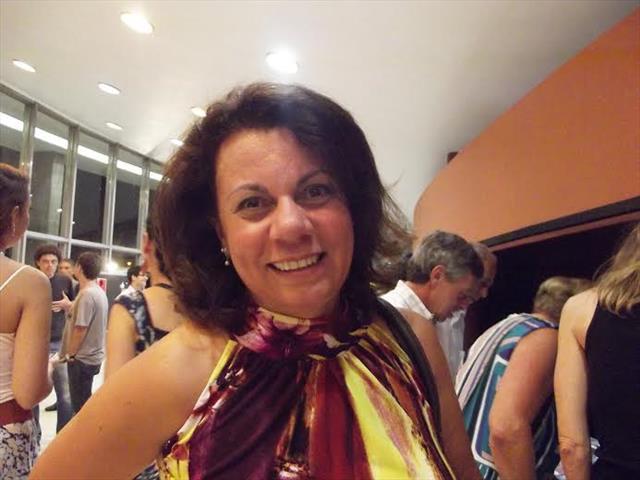 Angela Medeiros. Foto> Eliz Soeira