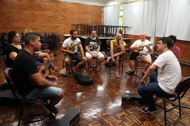 Aula Oficina de Música